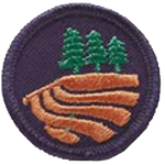 reptilia scouts and guides conservation badge