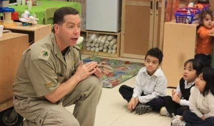 Reptilia Field Trips: Activities for Kids and School in GTA