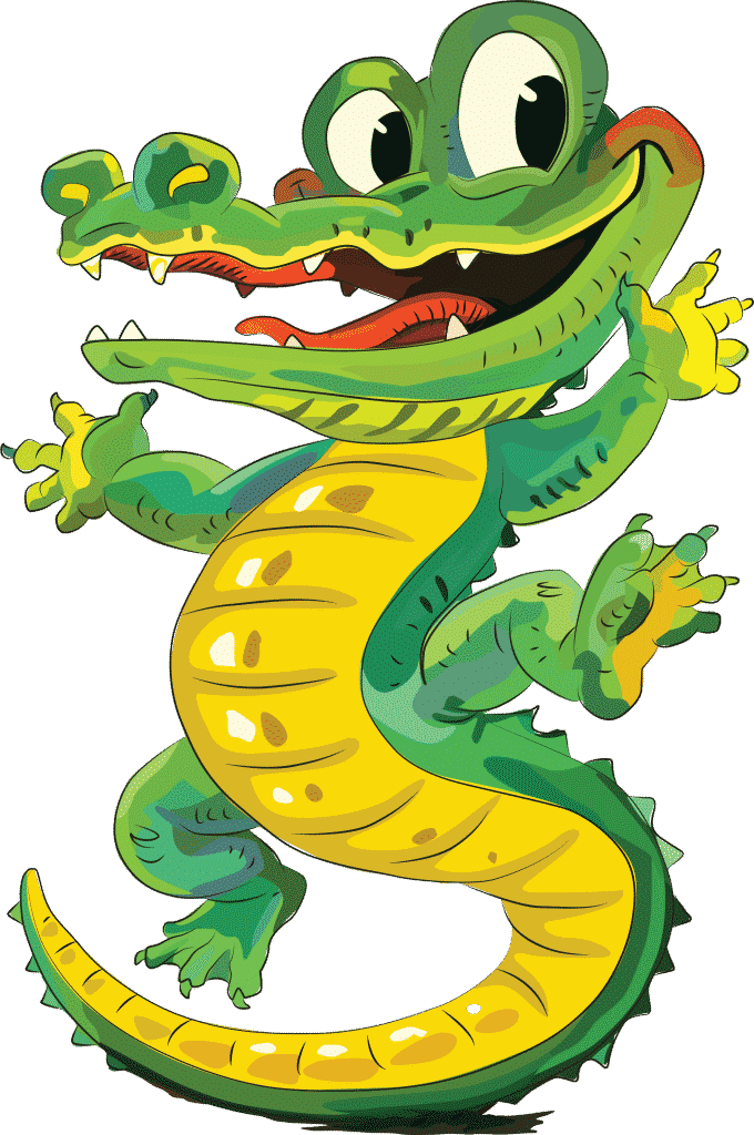 Reptilia Mascot Sir Chomps-a-lot