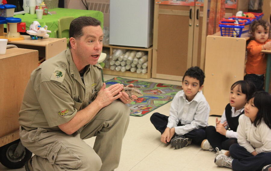 reptilia field trips and school visits family literacy center