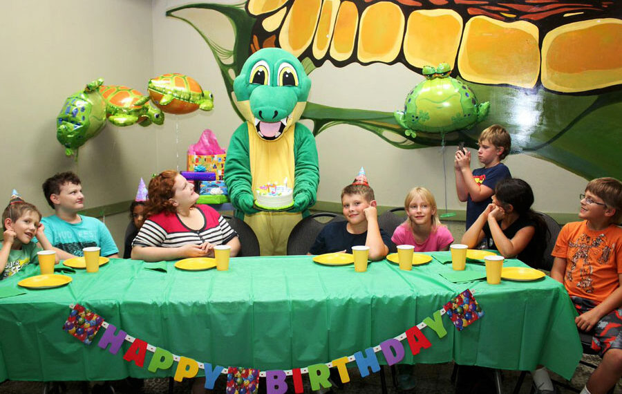 Reptilia Birthday: Activities for Kids in GTA