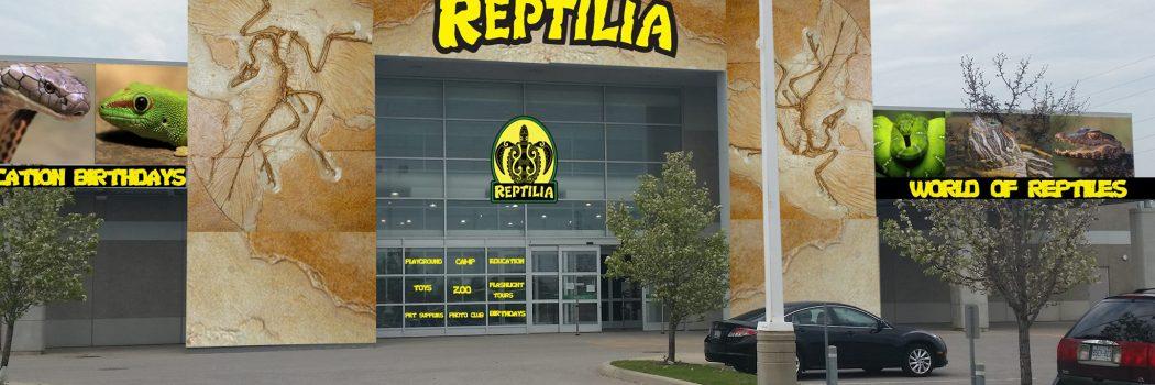 reptilia whitby facility
