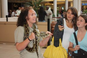 Reptilia's Meet and Greet Event Attractions
