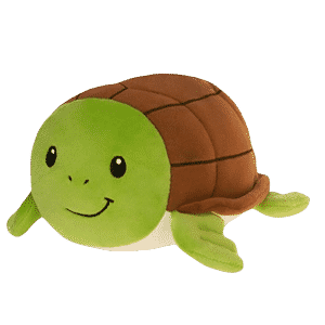 Reptilia reptile supply store lil huggy turtle plush toy