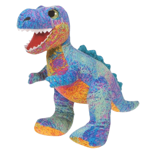 Reptilia reptile supply store t-rex plush toy