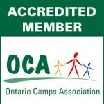 Ontario Camps Association accreditation badge